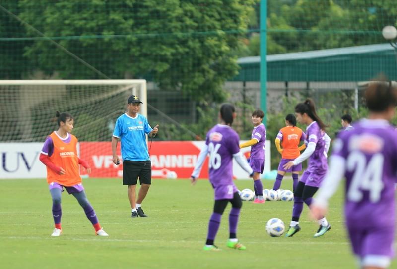 Đội tuyển Việt Nam xông đất Tajikistan chuẩn bị giải châu Á - ảnh 3