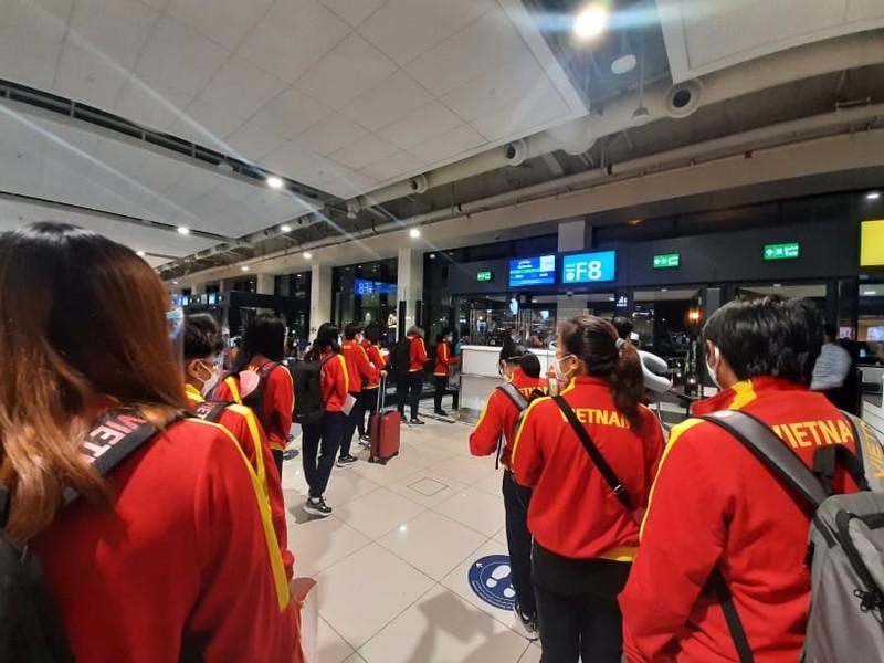 Đội tuyển Việt Nam xông đất Tajikistan chuẩn bị giải châu Á - ảnh 2