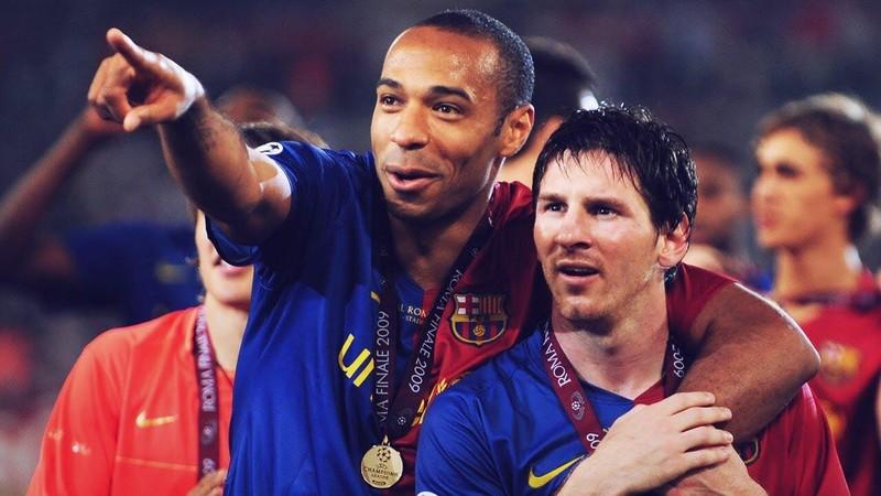 Henry lý giải hành động Messi phản ứng HLV Pochettino - ảnh 2