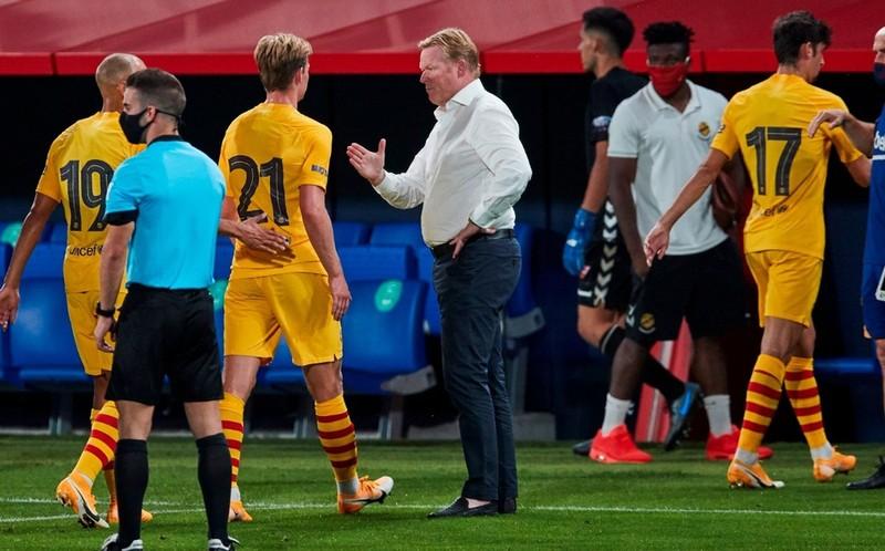 Barca  chờ sa thải Koeman, chọn Martinez thay thế   - ảnh 2