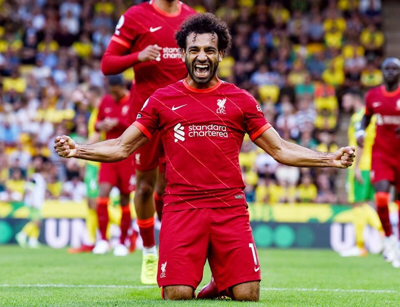 Salah sẽ ghi bàn nhiều hơn Ronaldo - ảnh 2