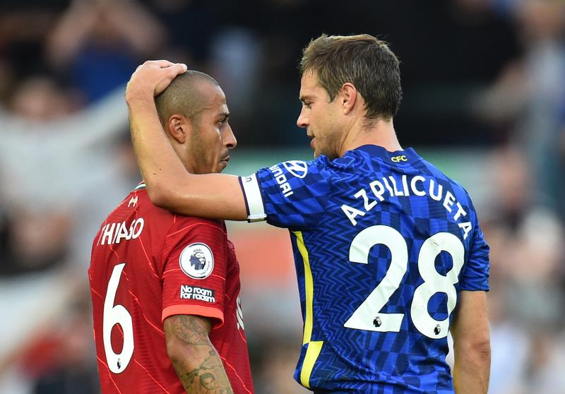 Vì sao Chelsea xếp trên Liverpool dù điểm và hiệu số giống hệt nhau? - ảnh 3