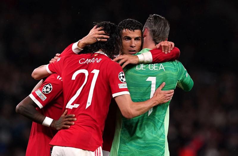 Ronaldo đáp trả những lời chỉ trích Man United - ảnh 3