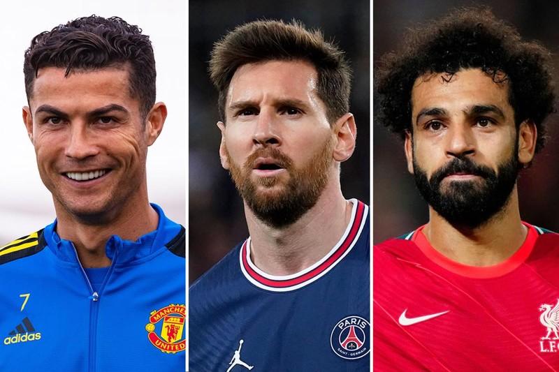 Salah cao thủ hơn Ronaldo và Messi  - ảnh 3
