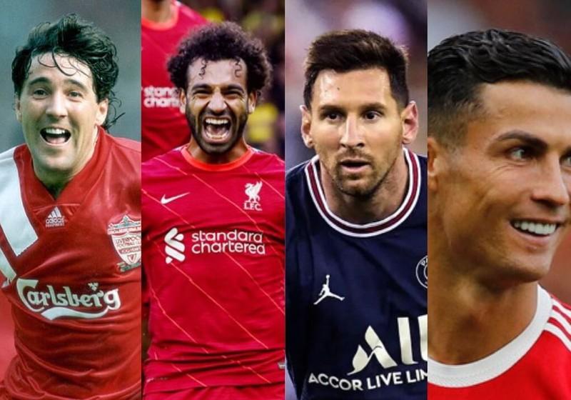 Salah cao thủ hơn Ronaldo và Messi  - ảnh 2