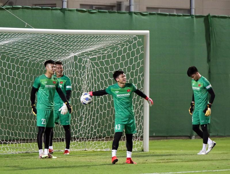 Thầy trò Park Hang-seo luyện chiêu độc quyết thắng tuyển Trung Quốc - ảnh 4