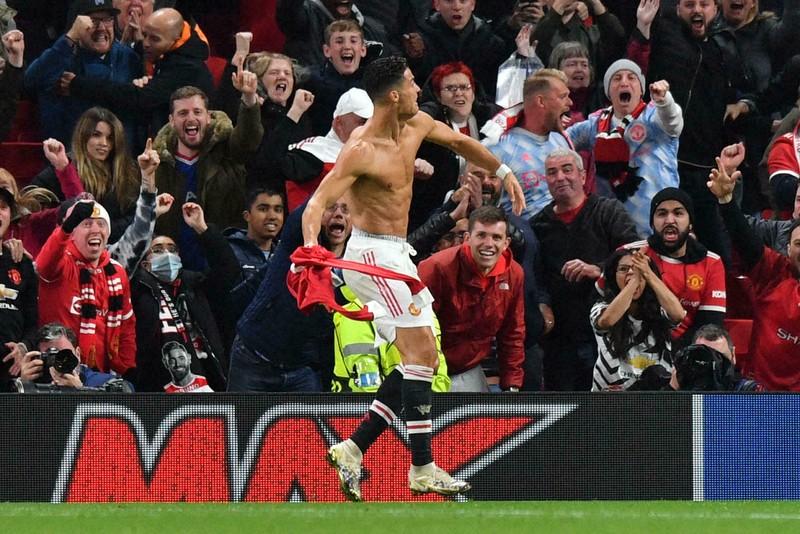 Chiêm ngưỡng chi tiết kỷ lục của Ronaldo - ảnh 4