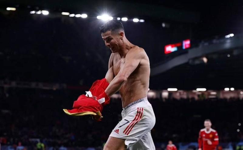 Chiêm ngưỡng chi tiết kỷ lục của Ronaldo - ảnh 2