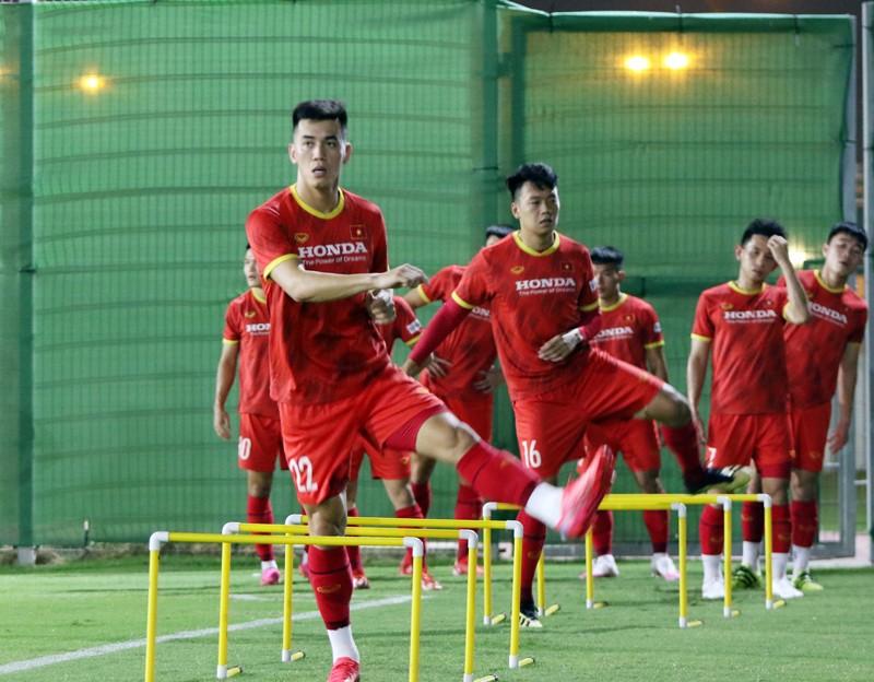 Thầy trò Park Hang-seo luyện chiêu độc quyết thắng tuyển Trung Quốc - ảnh 2