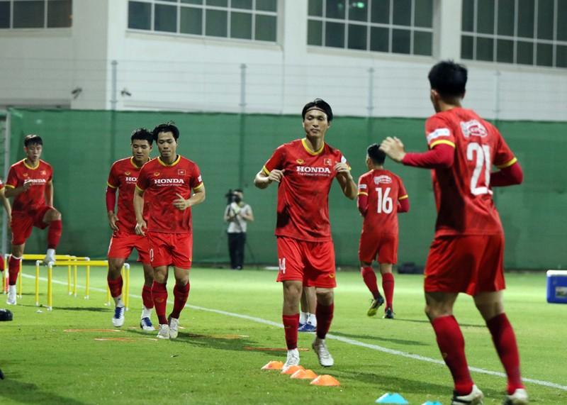 Thầy trò Park Hang-seo luyện chiêu độc quyết thắng tuyển Trung Quốc - ảnh 3