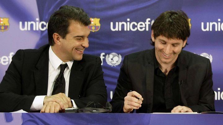Chủ tịch Barca: 'Tôi từng hy vọng Messi sẽ chơi bóng miễn phí' - ảnh 2