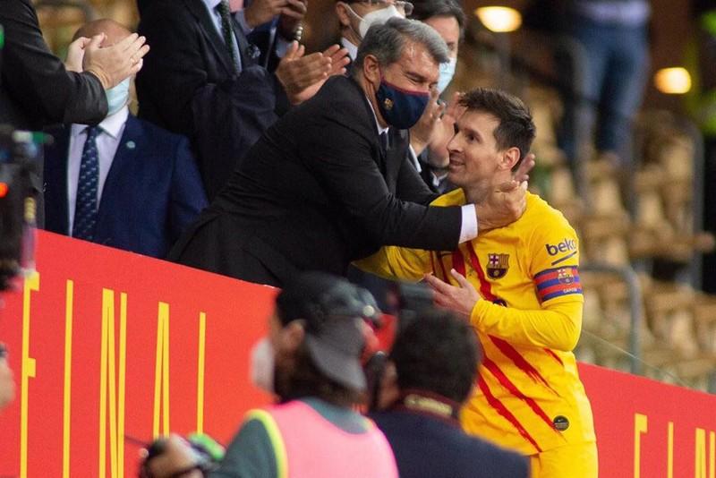 Mối lương duyên Barca – Messi và sự hối tiếc muộn màng - ảnh 4