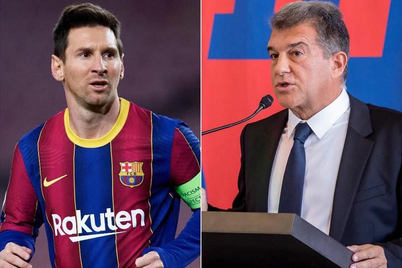 Mối lương duyên Barca – Messi và sự hối tiếc muộn màng - ảnh 2