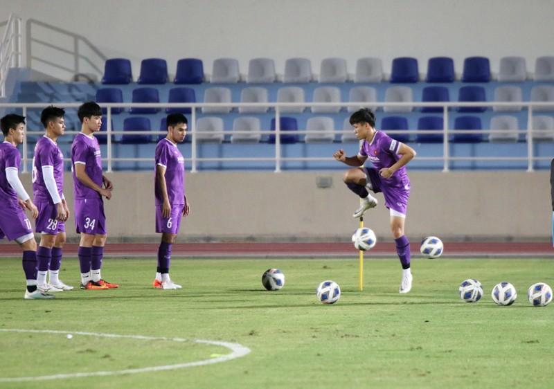 HLV Park Hang-seo: 'Khó lấy điểm Oman' - ảnh 4