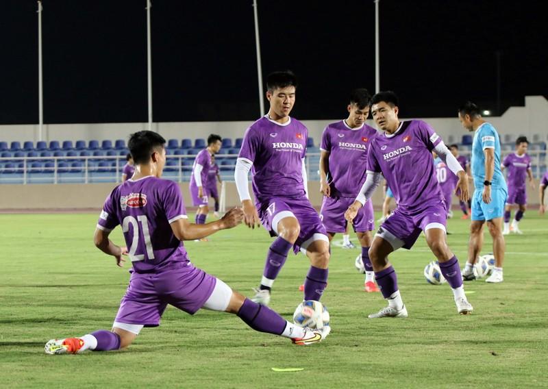 HLV Park Hang-seo: 'Khó lấy điểm Oman' - ảnh 2