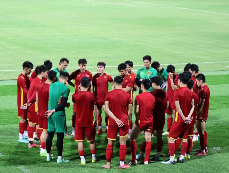 Loại 2 cầu thủ, ông Park tung đội hình mạnh nhất đấu Oman - ảnh 3