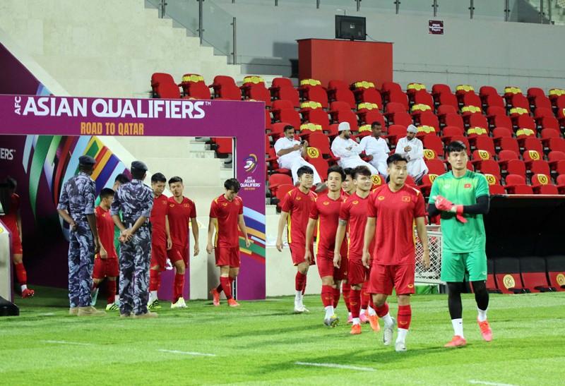 Loại 2 cầu thủ, ông Park tung đội hình mạnh nhất đấu Oman - ảnh 2