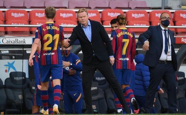 Xavi trở lại Barca thay thế HLV Koeman - ảnh 3