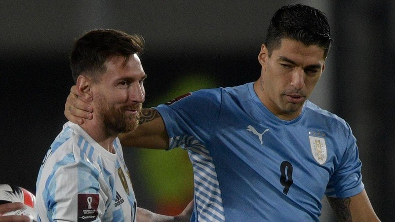 Atletico Madrid nhờ vả Suarez chiêu mộ Messi  - ảnh 2