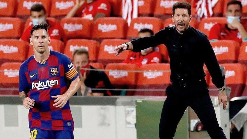 Atletico Madrid nhờ vả Suarez chiêu mộ Messi  - ảnh 3