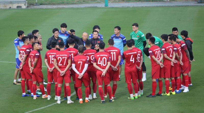 Ông Park chia tay tuyển Việt Nam, trở lại UAE dẫn dắt U-23 đá giải châu Á - ảnh 1