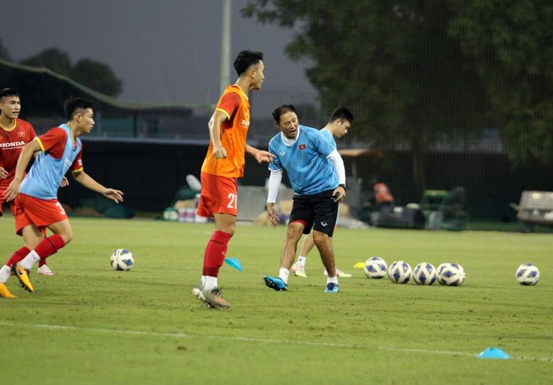 Ông Park chia tay tuyển Việt Nam, trở lại UAE dẫn dắt U-23 đá giải châu Á - ảnh 3