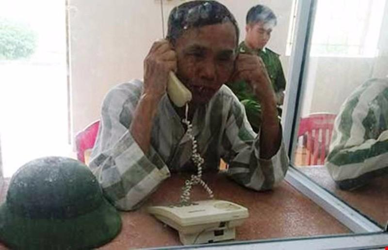 Ông Trần Văn Vót đã thụ án 23 năm nhưng luôn kêu oan