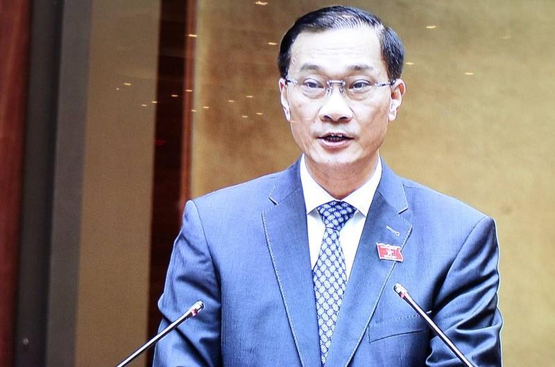 Chủ nhiệm UB Kinh tế của Quốc hội Vũ Hồng Thanh. Ảnh: CHÂN LUẬN