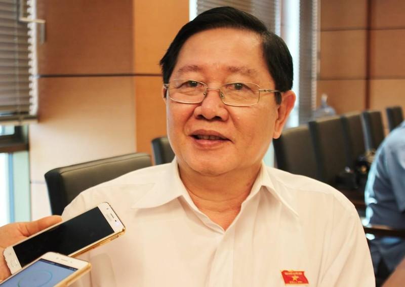 Bộ trưởng Bộ Nội vụ Lê Vĩnh Tân: 'Tôi sẽ thẳng thắn' - ảnh 1
