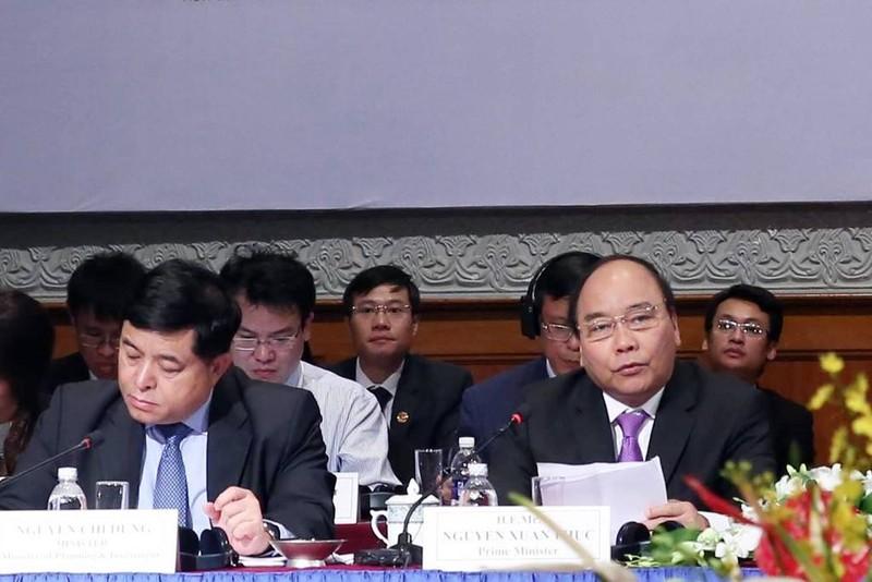 Thủ tướng Nguyễn Xuân Phúc: 'Không phải nghe rồi để đó' - ảnh 1