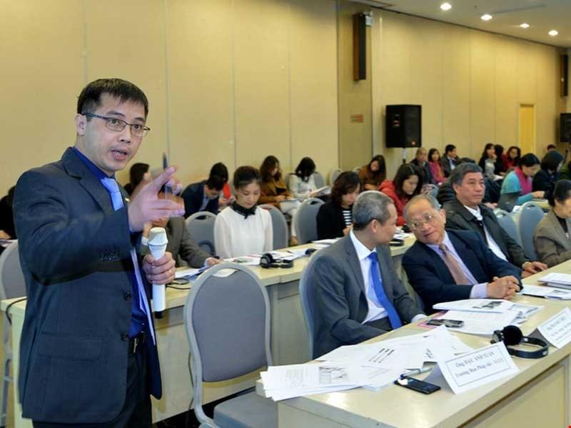 VCCI báo cáo Thủ tướng về các quy định kém - ảnh 1