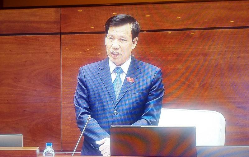 Quốc hội chưa chất vấn, Bộ trưởng đã xin nhận trách nhiệm - ảnh 1