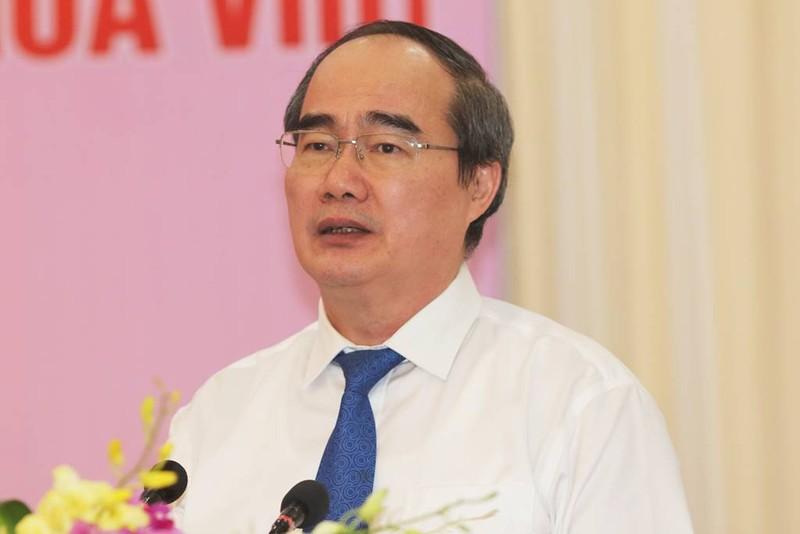 Sẽ hiệp thương cử chủ tịch, phó chủ tịch MTTQ Việt Nam - ảnh 1