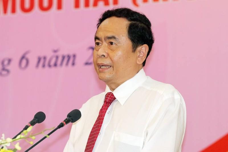 Sẽ hiệp thương cử chủ tịch, phó chủ tịch MTTQ Việt Nam - ảnh 2