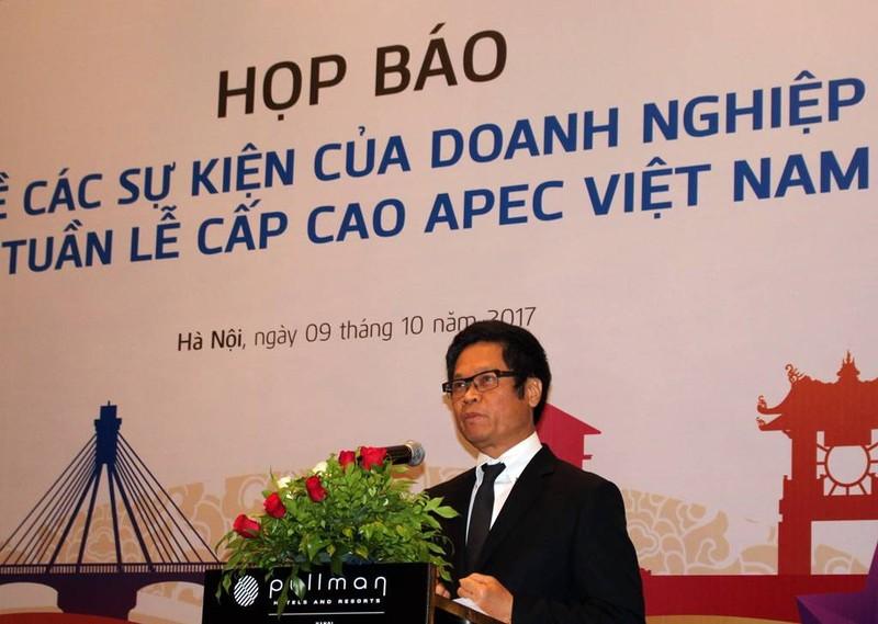 Bí thư, chủ tịch 63 tỉnh thành tiếp thị tại APEC  - ảnh 1