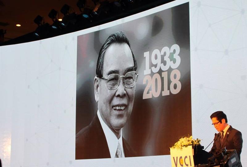 PCI 2017: Xúc động nhắc về cố Thủ tướng Phan Văn Khải  - ảnh 1