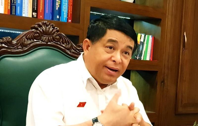 Bộ trưởng Nguyễn Chí Dũng: 'Chọn đường đúng mới đi nhanh được' - ảnh 1