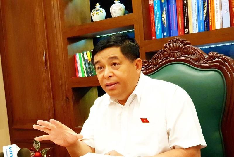 Bộ trưởng Nguyễn Chí Dũng: 'Chọn đường đúng mới đi nhanh được' - ảnh 2