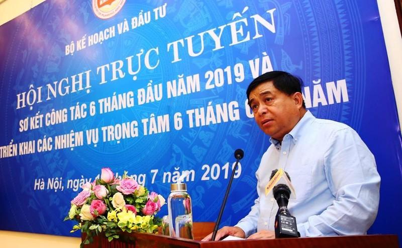 Bộ trưởng Kế hoạch và Đầu tư: 'Sẽ gửi cán bộ về địa phương' - ảnh 1