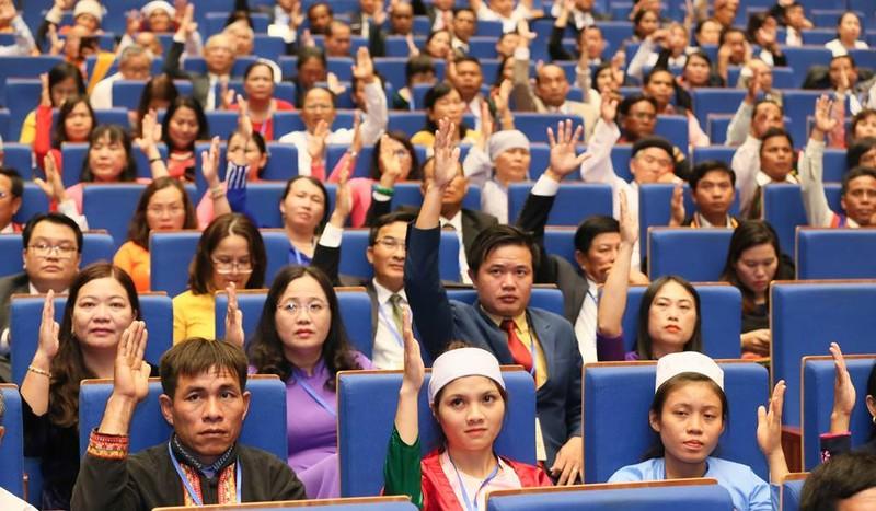 Người ngoài Đảng chiếm 50% Ủy ban Trung ương MTTQ Việt Nam - ảnh 1