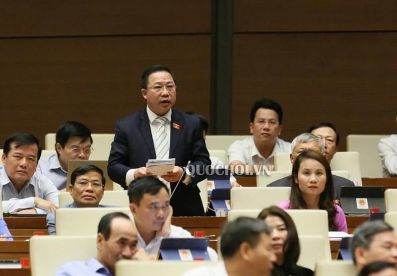 Viện trưởng Cấp cao Đà Nẵng phản pháo ĐB Lưu Bình Nhưỡng  - ảnh 1