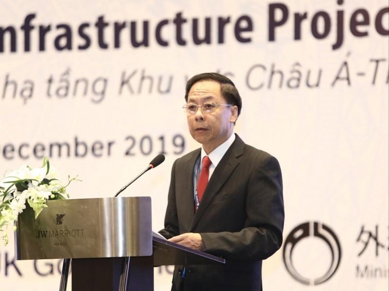 Tham nhũng trong các dự án đầu tư hạ tầng đang là thách thức - ảnh 1