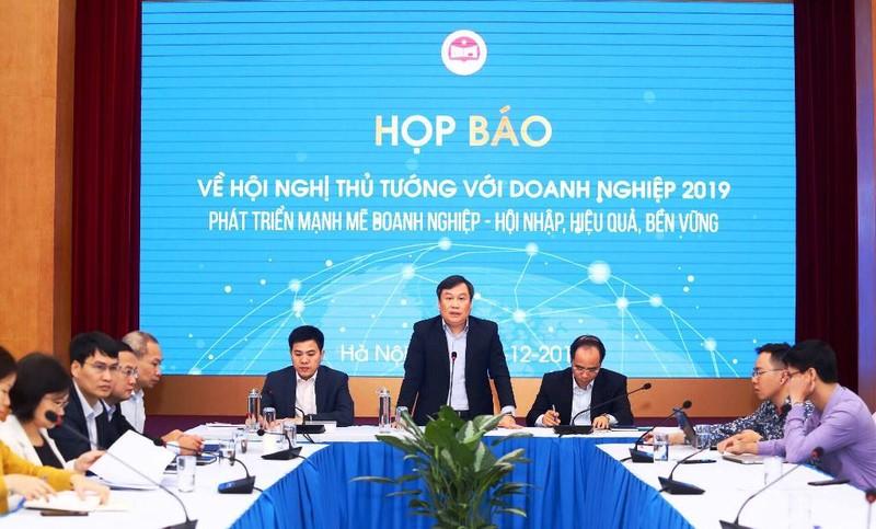 Ngày 23-12, Thủ tướng sẽ đối thoại với doanh nghiệp - ảnh 1