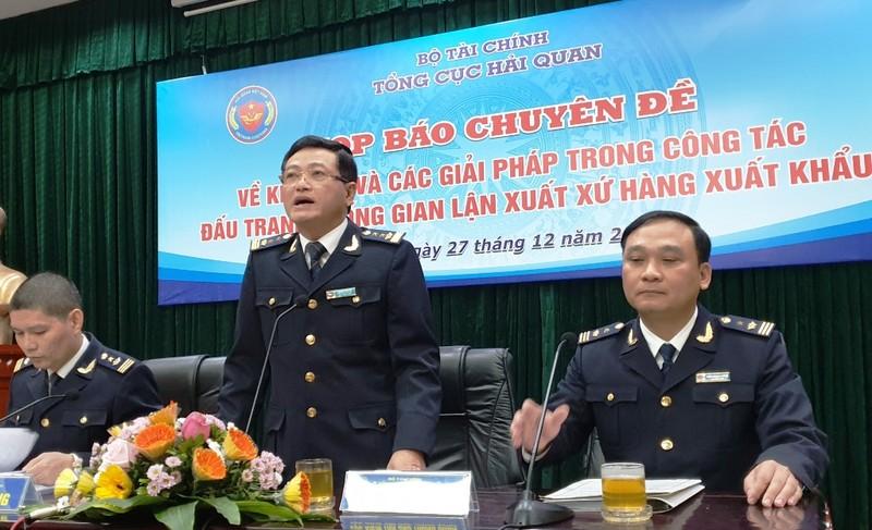 Phát hiện công ty Trung Quốc đội lốt hàng Việt xuất sang Mỹ  - ảnh 1