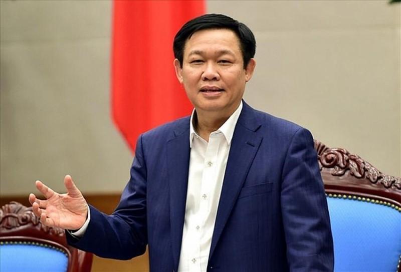 Phó Thủ tướng Vương Đình Huệ làm bí thư Thành ủy Hà Nội - ảnh 1