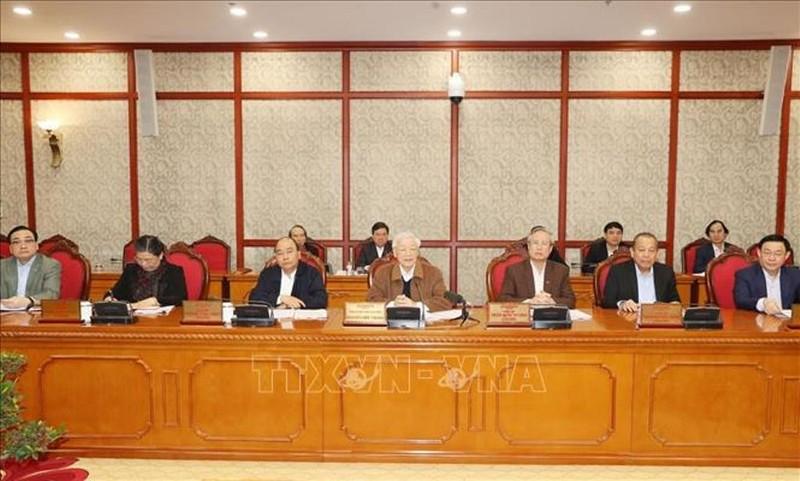 Tổng bí thư, Chủ tịch nước: Không để dịch bệnh bùng phát ở VN - ảnh 2