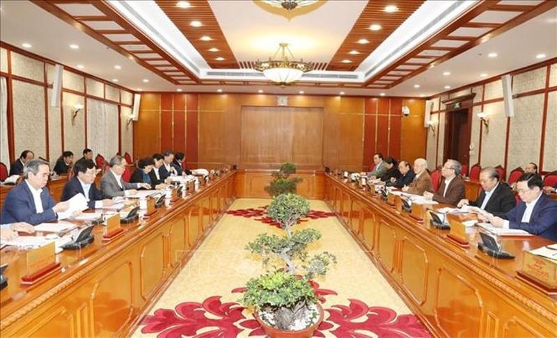 Tổng bí thư, Chủ tịch nước: Không để dịch bệnh bùng phát ở VN - ảnh 1