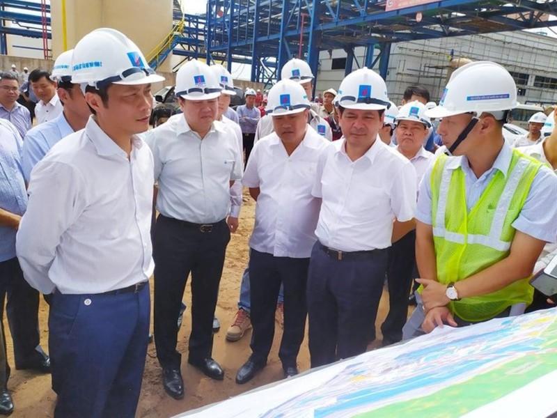 Quyết định thanh tra Dự án nhiệt điện Thái Bình 2 - ảnh 1
