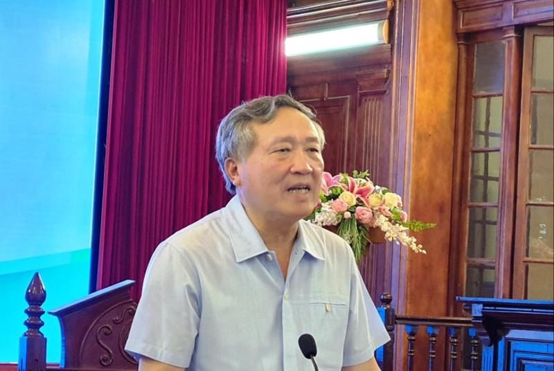 Chánh án Tối cao: Chưa xây dựng tượng vua Lý Thái Tông - ảnh 1