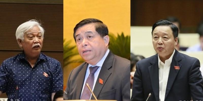 Hai Bộ trưởng nói về việc nhà đầu tư Trung Quốc thâu tóm đất - ảnh 1